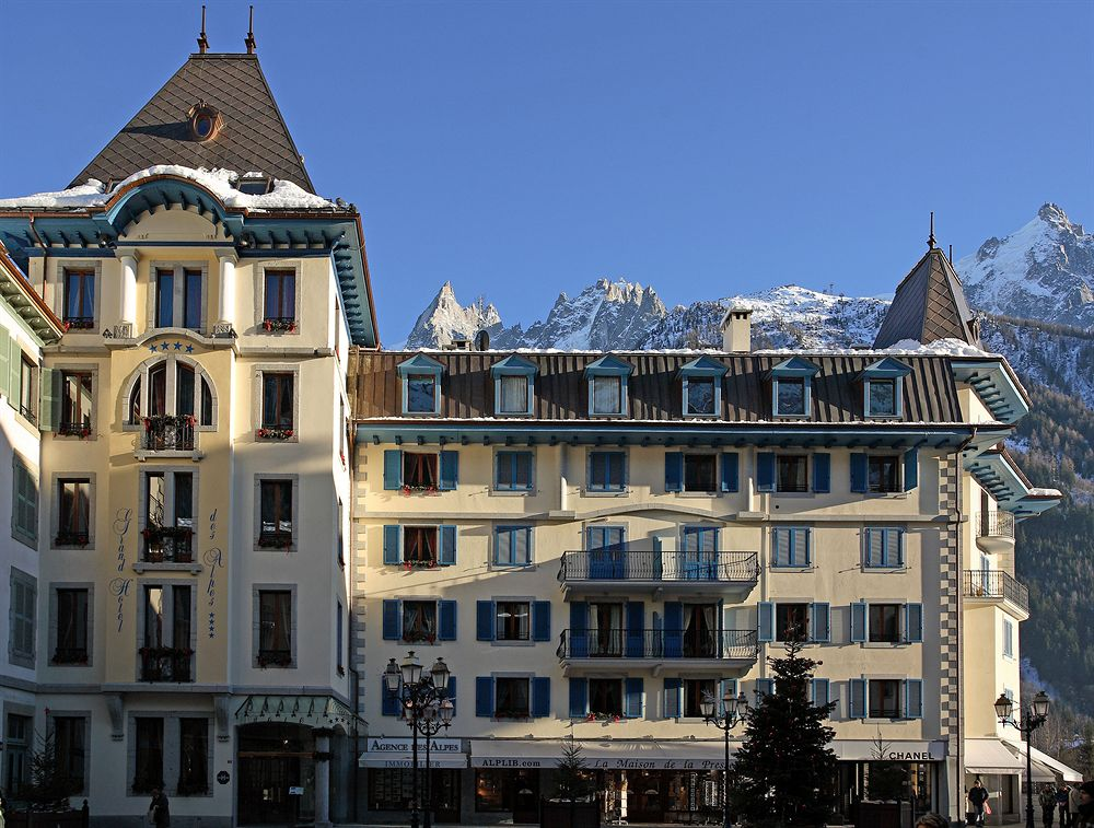 Project Fairytale: Grand Hotel des Alpes