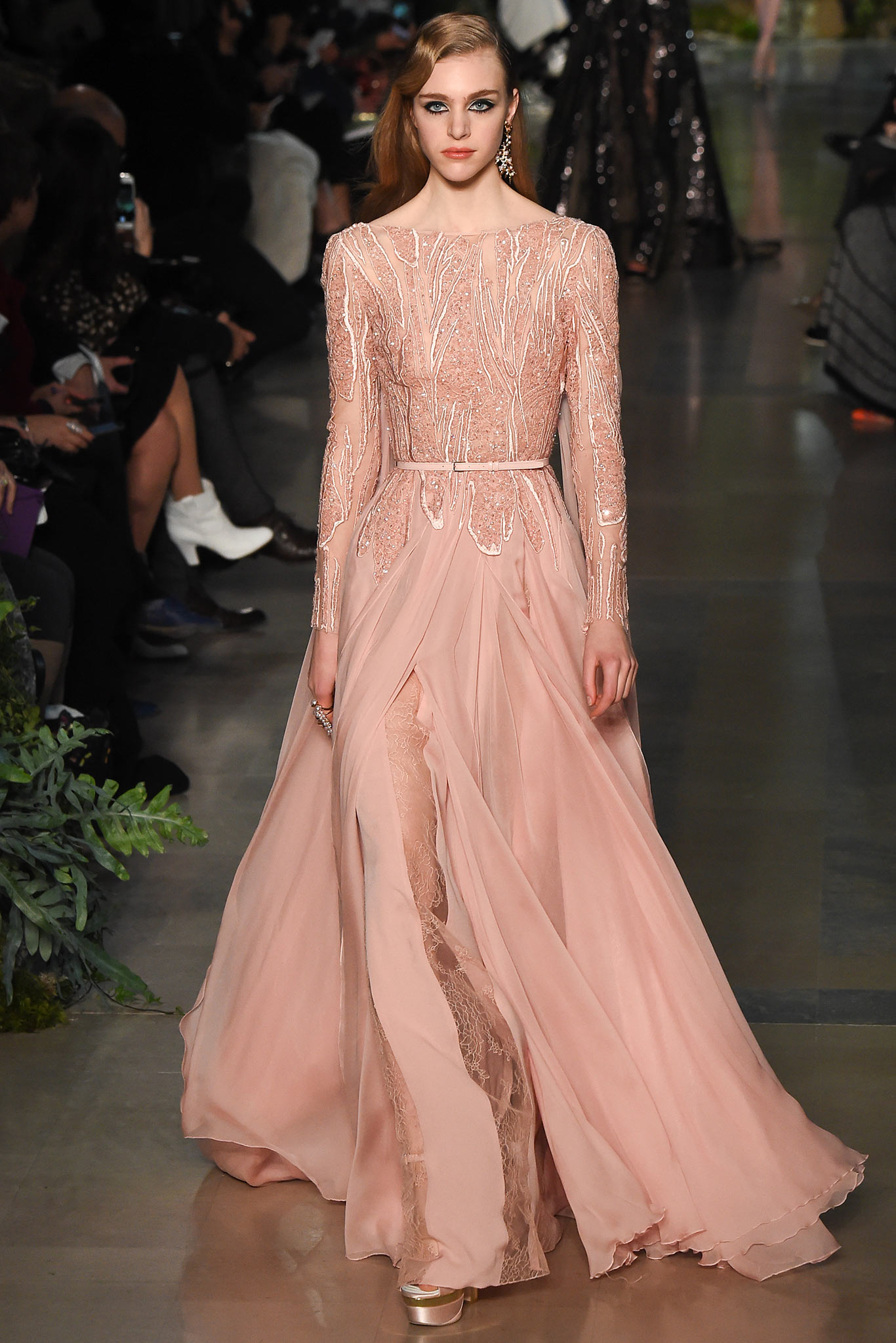 Project Fairytale: Elie Saab Couture Spring  2015
