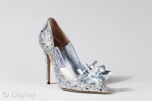 Project Fairytale: Cinderella Shoes
