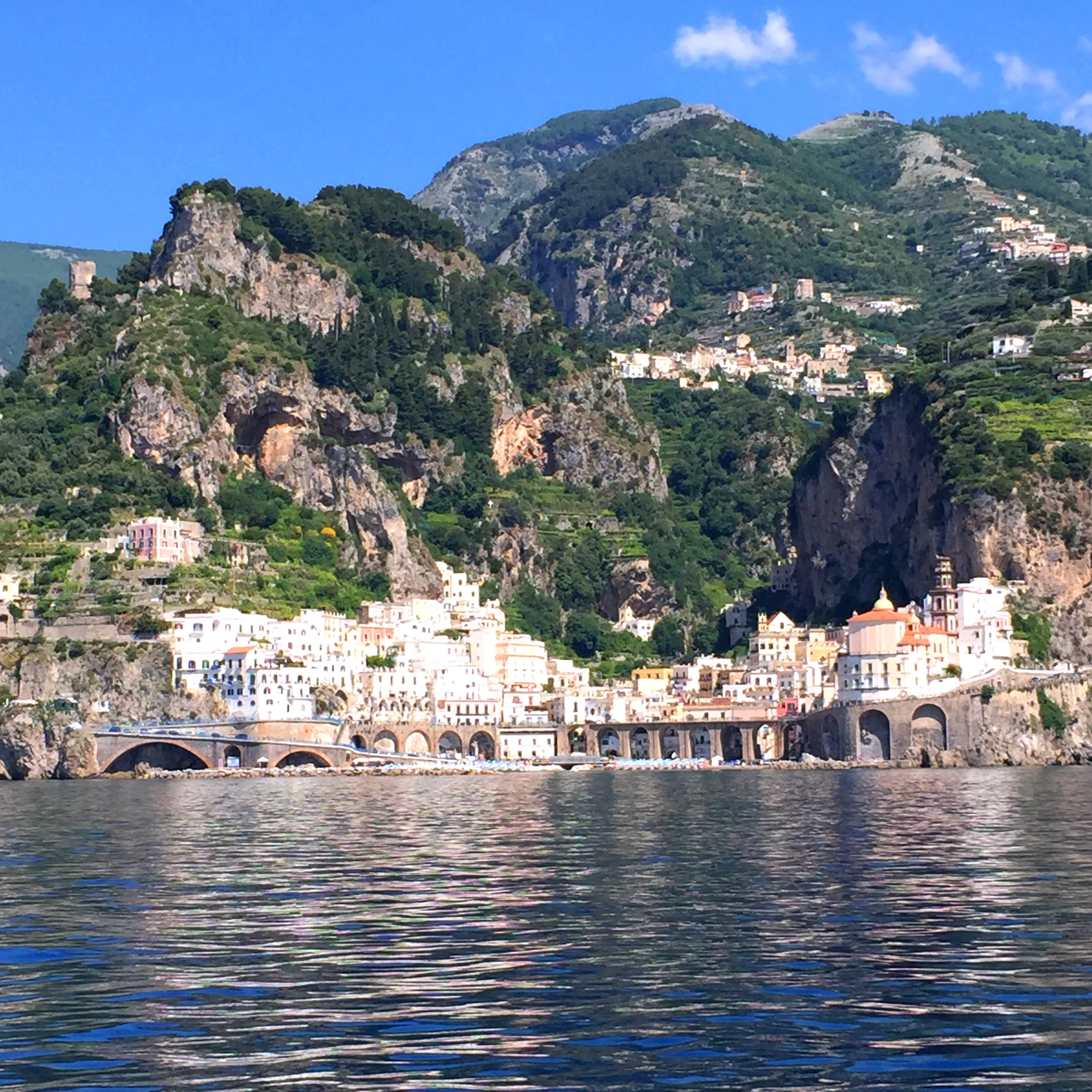 Fairytale Destination: Amalfi Coast