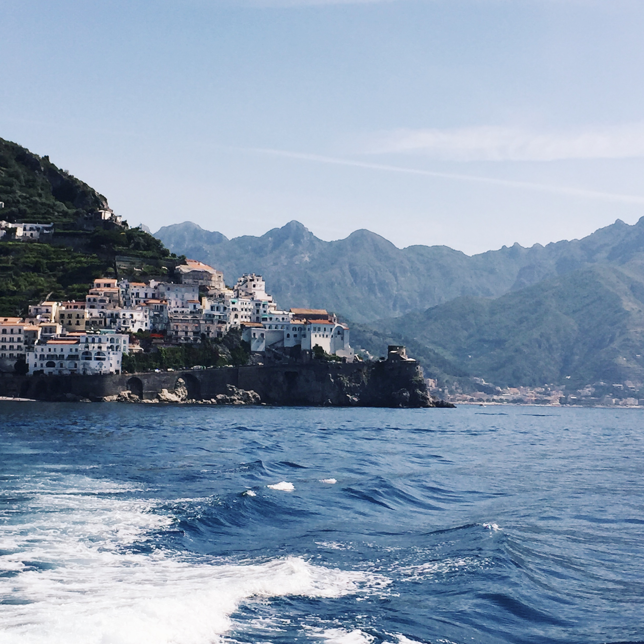 Fairytale Destinations Amalfi Coast