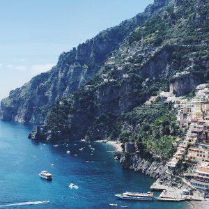 Fairytale Destinations: Positano
