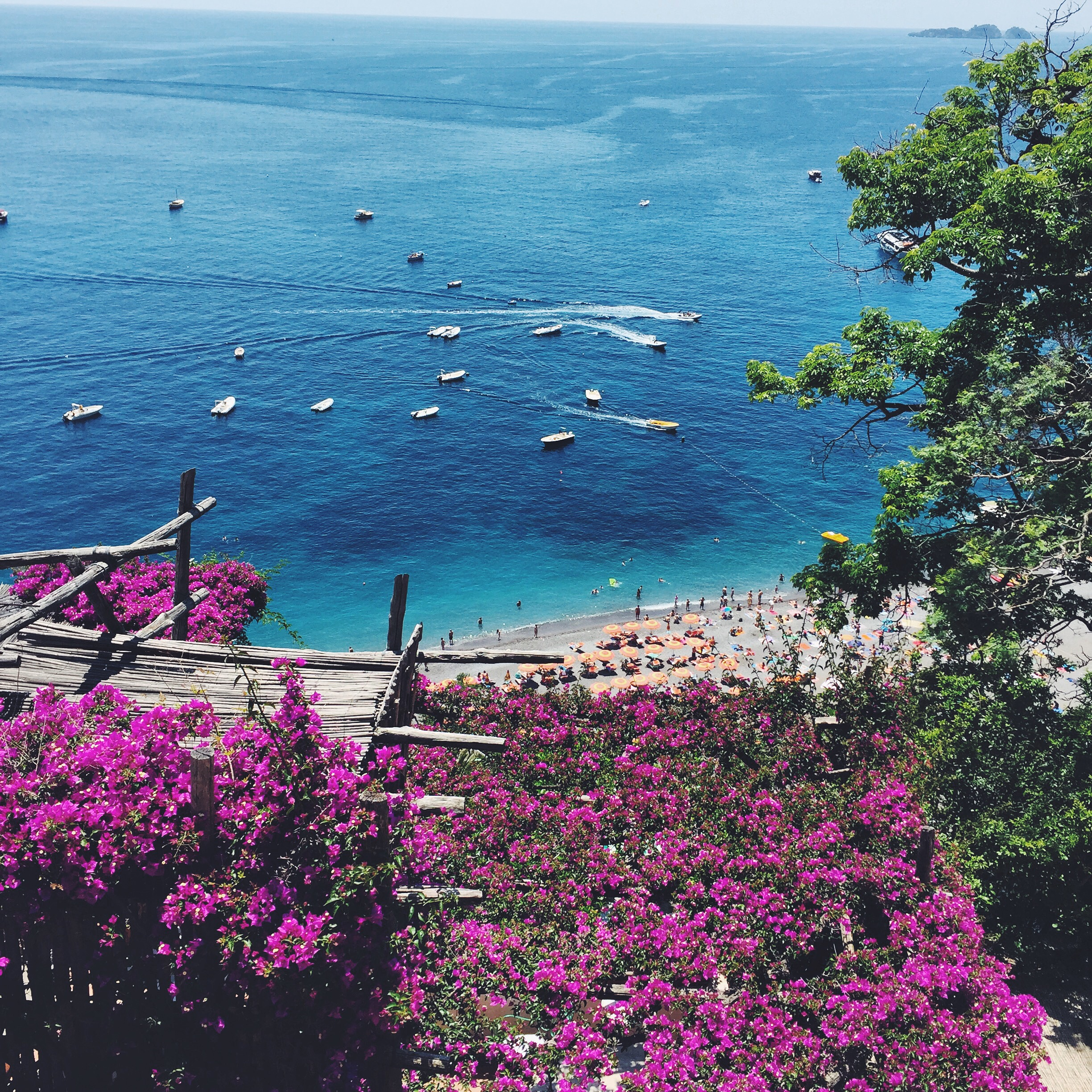 Fairytale Destinations: Positano