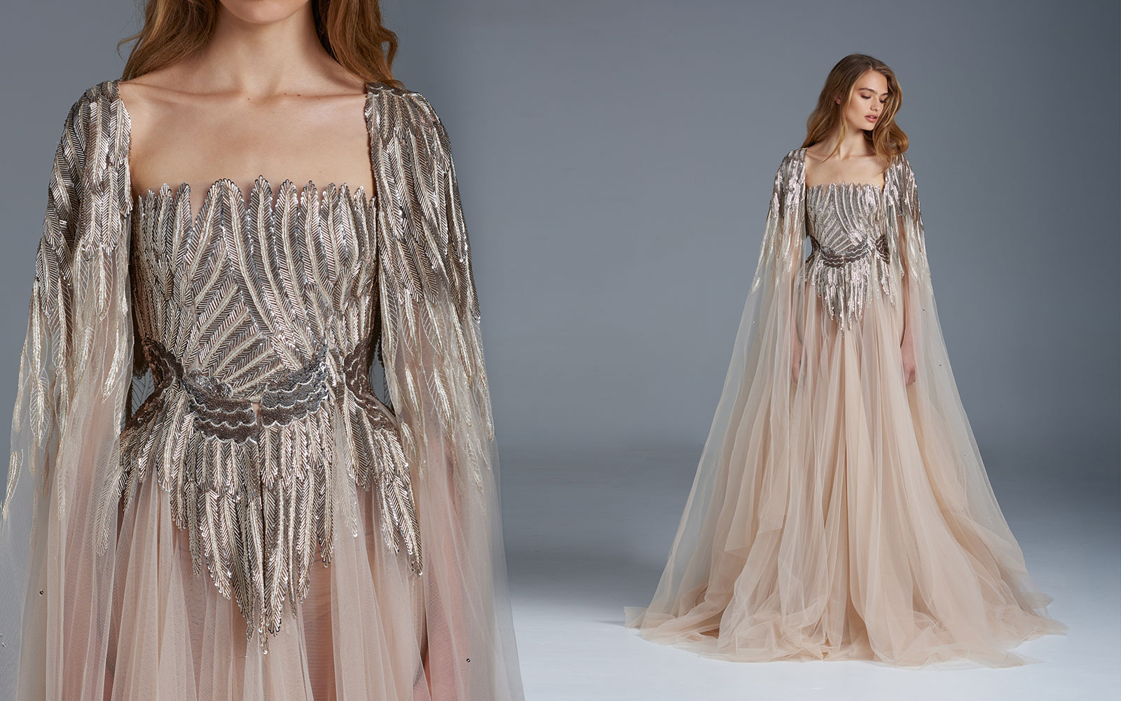 Project Fairytale: Paolo Sebastian Couture