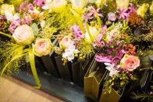 Floria Flowershop Bucharest
