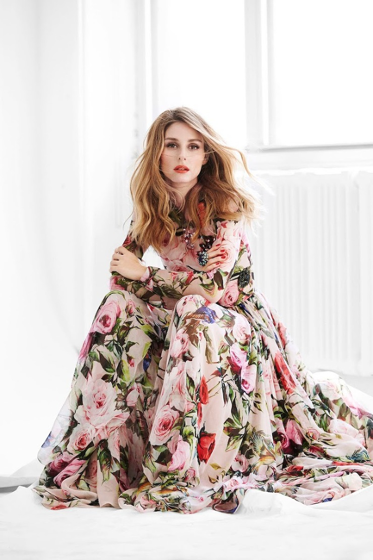 Project Fairytale: Olivia Palermo Florals