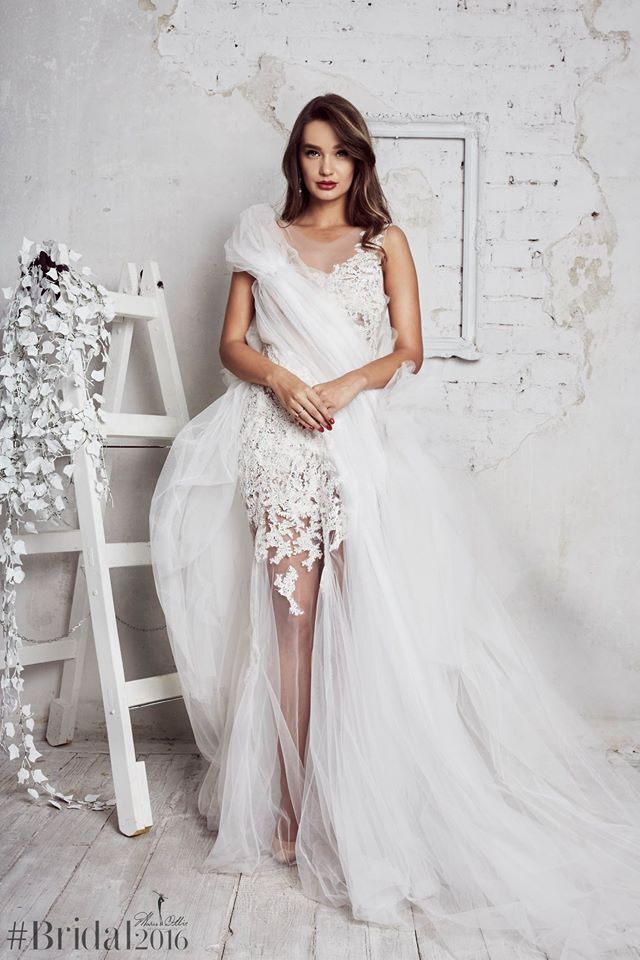 Fairytale dress marie ollie bridal 2016 project fairytale for Romanian wedding dress designer