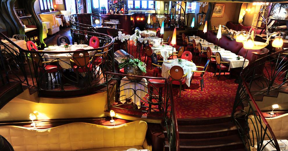 Project Fairytale: 3 art-nouveau restaurants to try in Paris