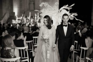 @pfairytale: New York Chic Wedding