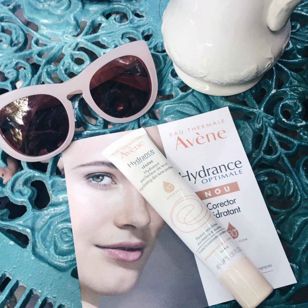 @pfairytale Avène Hydrance Optimale Lauch