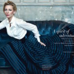 @pfairytale Cate Blanchett for HB UK