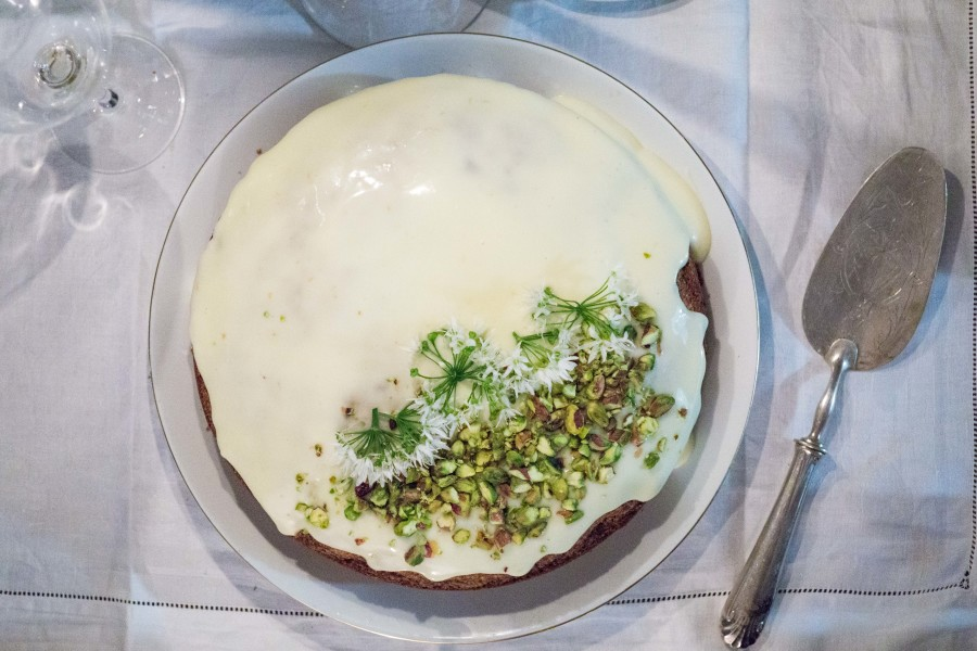 @pfairytale: The Ultimate Carrot Cake