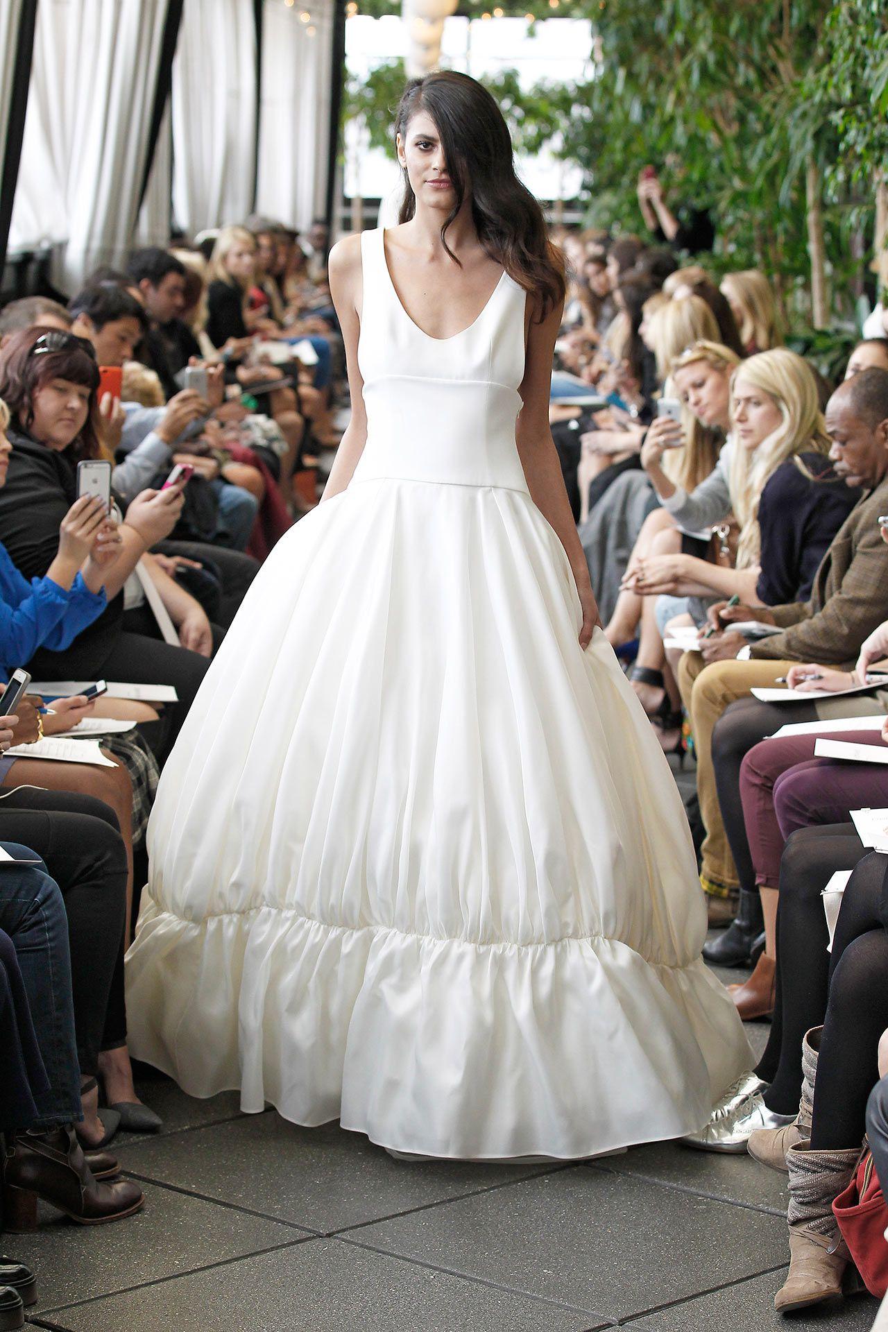 @pfairytale Delphine Manivet Bridal Fall 2015