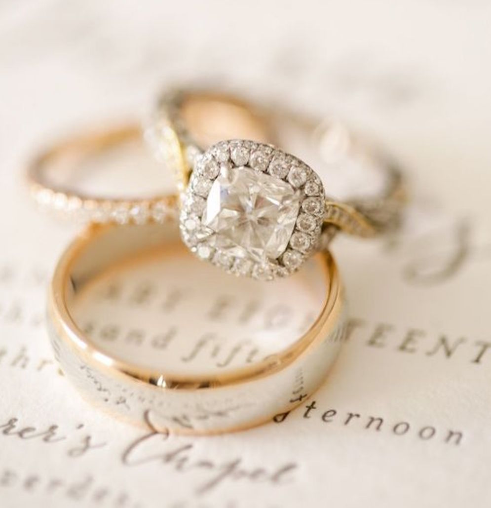 Your Guide To Choosing Wedding Rings