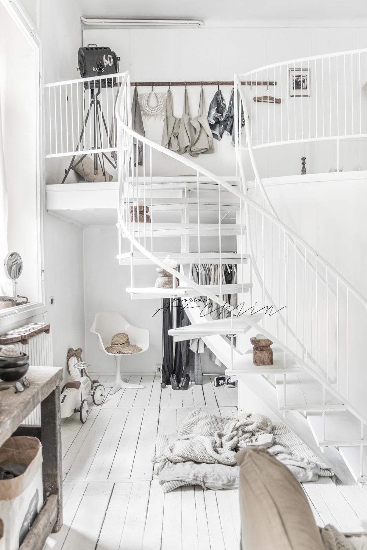 @pfairytale White Home in Milan