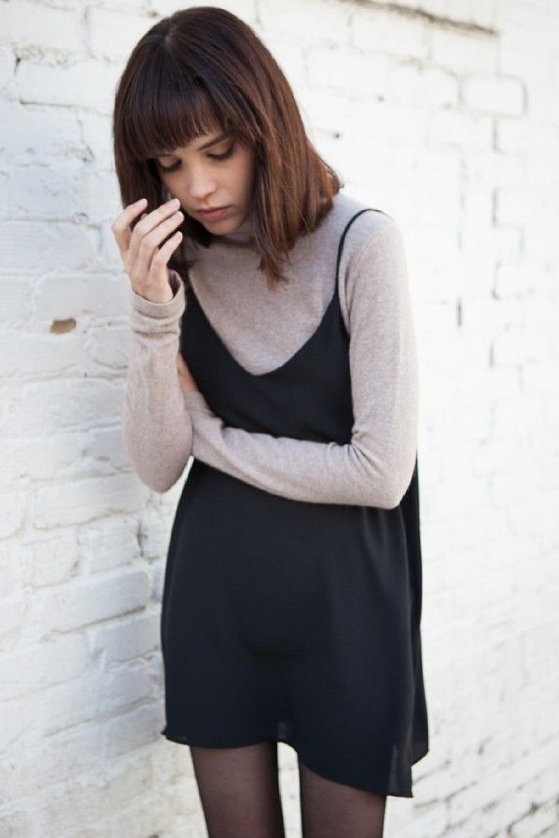 5 Stylish Ways to Incorporate a Turtleneck Sweater Into ...