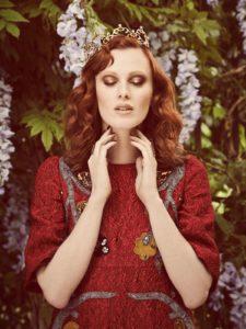 @pfairytale Karen Elsonfor Stylist UK September 2014