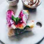 @pfairytale Colorful Spring Rolls