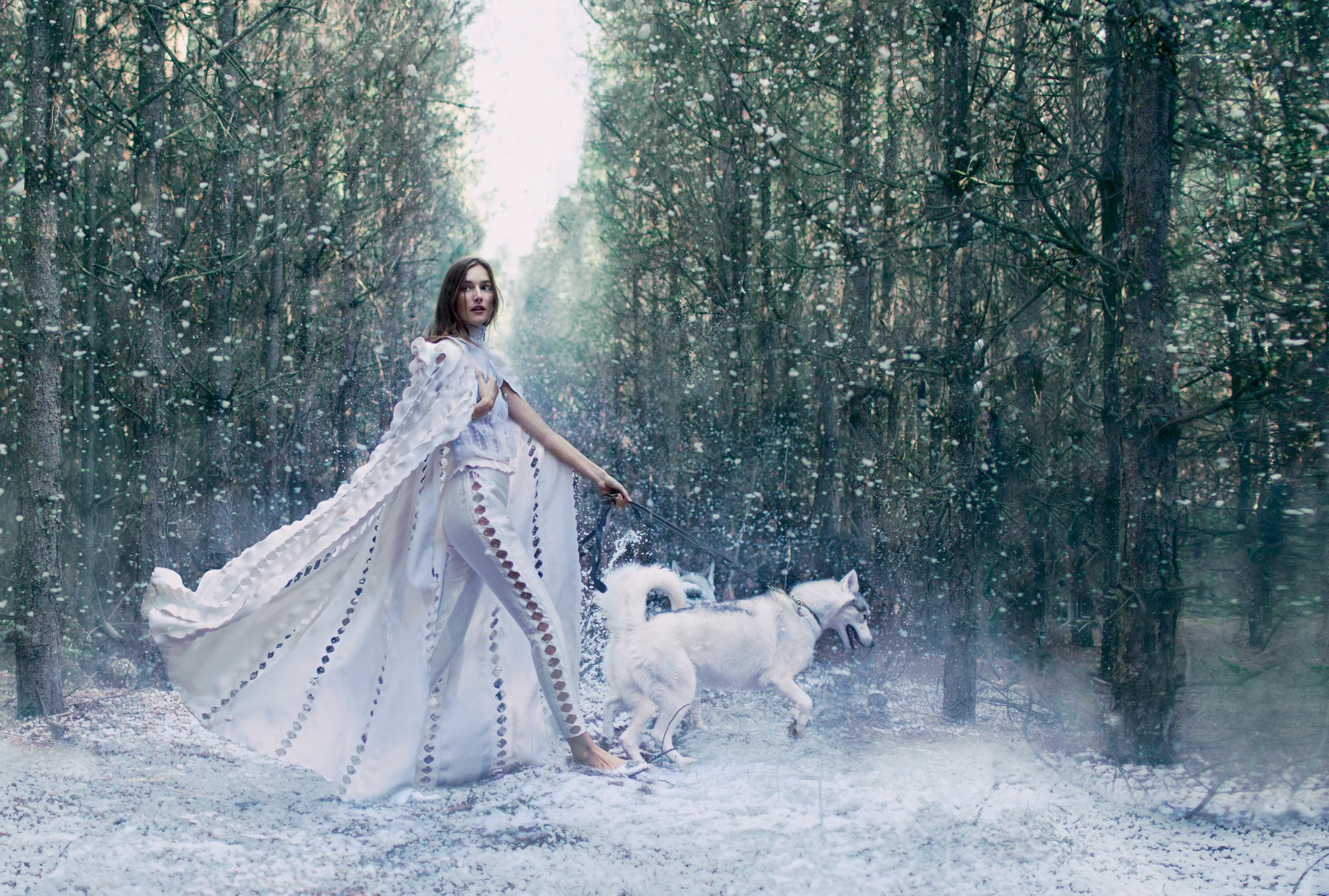@projectfairytale: The Snow Queen