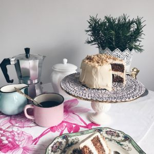 @projectfairytale: Delicious Carrot Cake