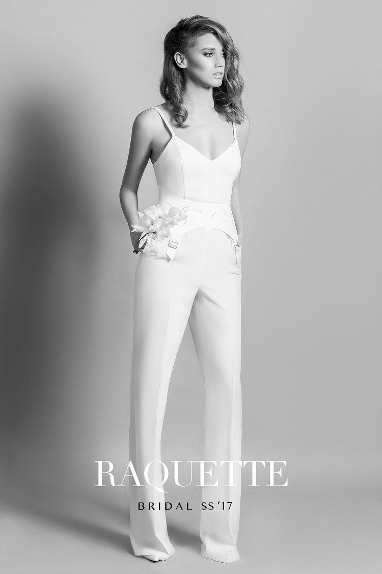 @projectfairytale: Maison Raquette Bridal SS 2017