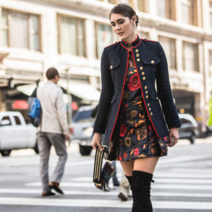 @projectfairytale: 5 Military Inspired Coats for the End of Winter