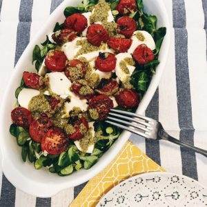@projectfairytale: The Best Caprese Salad
