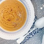 @projectfairytale: Sweet Potato and Carrot Cream Soup with Ginger
