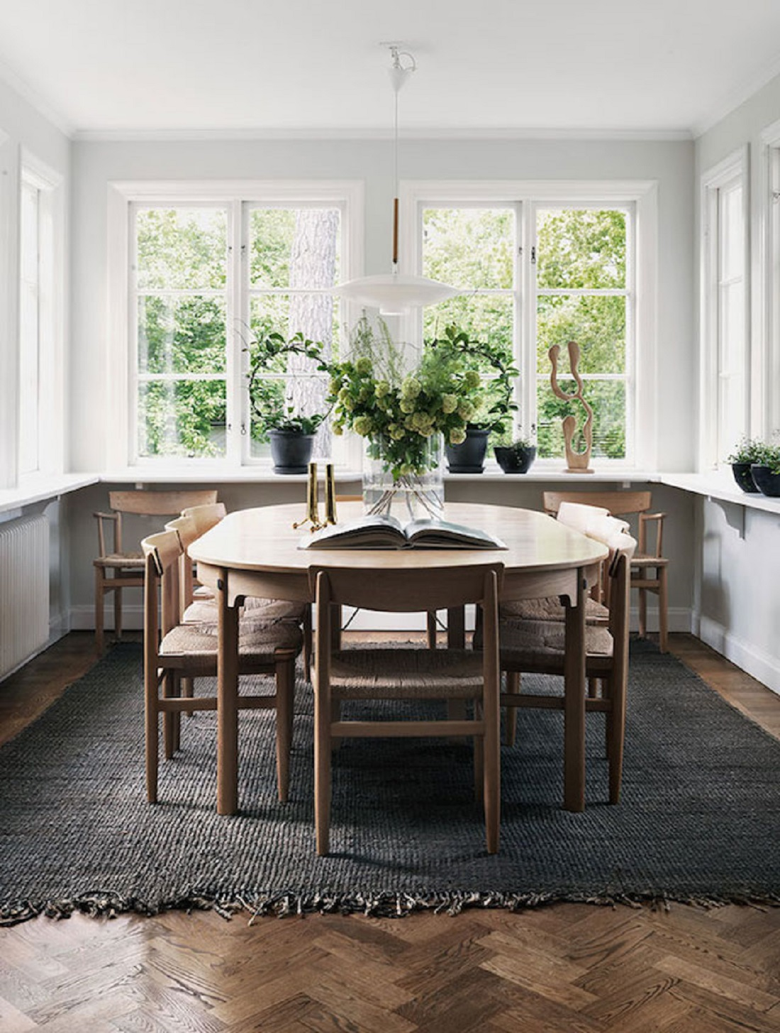 @projectfairytale: A Scandinavian Home