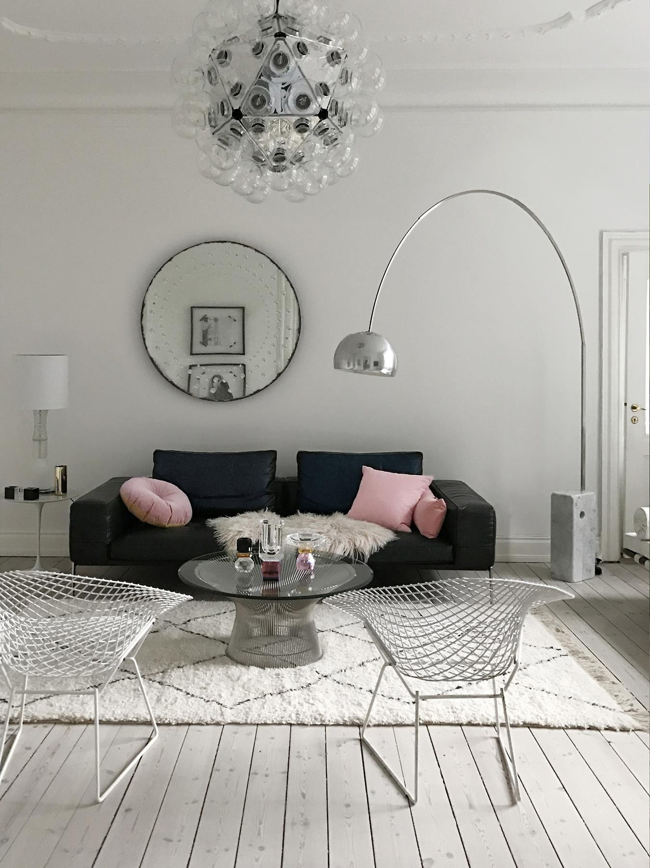 Annika von holdt dreamy copenhagen home project fairytale for Interior design agency copenhagen