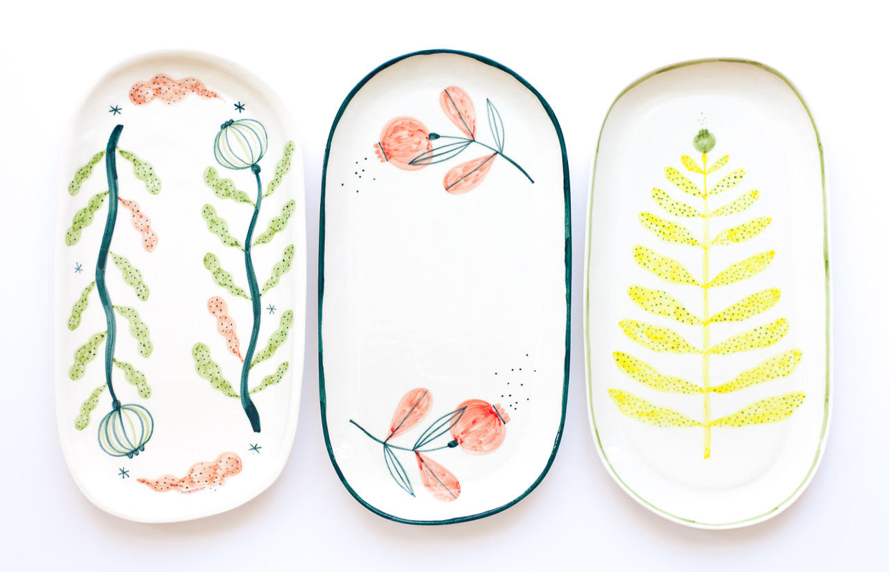 @projectfairytale: H O N E Y M O O N , new ceramics collection from Madalina Andronic