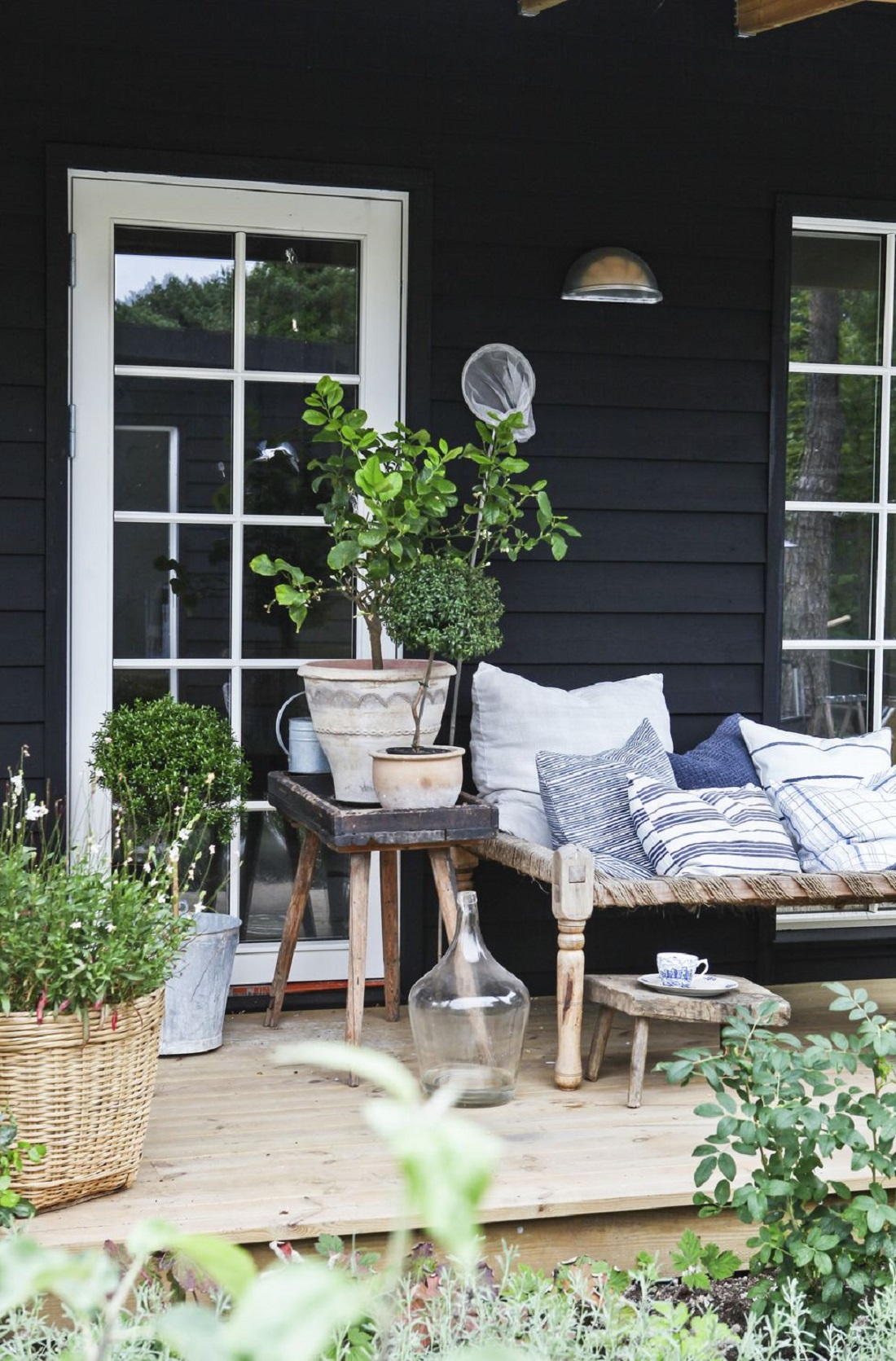 @projectfairytale: Charming Swedish Cottage