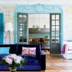 @projectfairytale: Parisian Apartment Full of Charm and Color