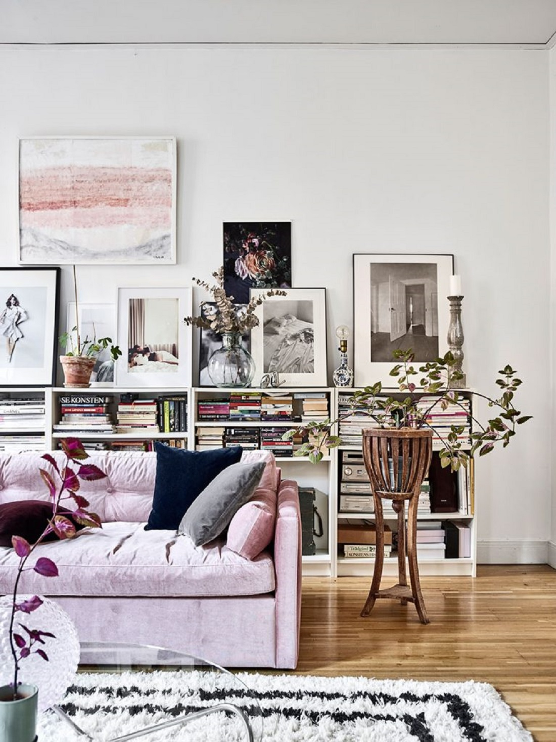 @projectfairytale: Pretty Scandinavian Interior