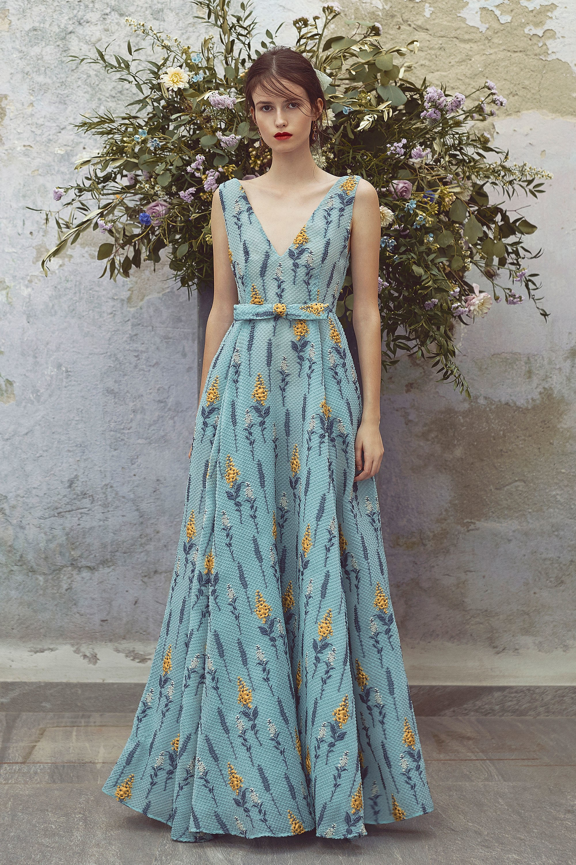 @projectfairytale: Luisa Beccaria Resort 2018