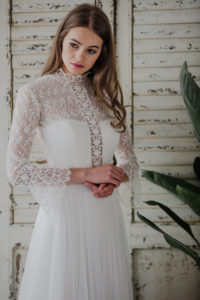 @projectfairytale: Divine Atelier Spring 2018 Bridal