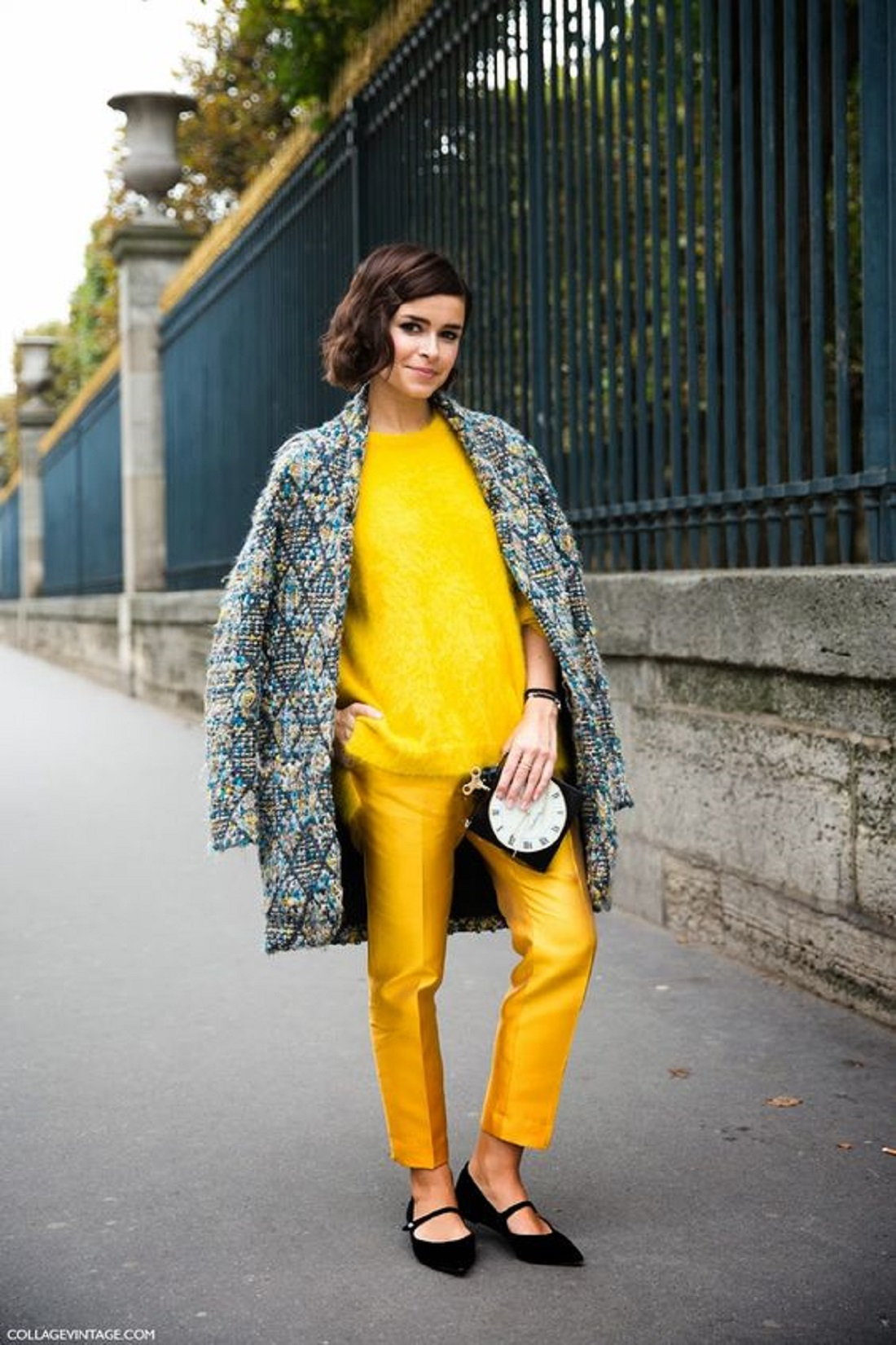 @projectfairytale: 15 Yellow outfits to transition into fall