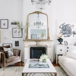 @projectfairytale: Chicago apartment in light tones