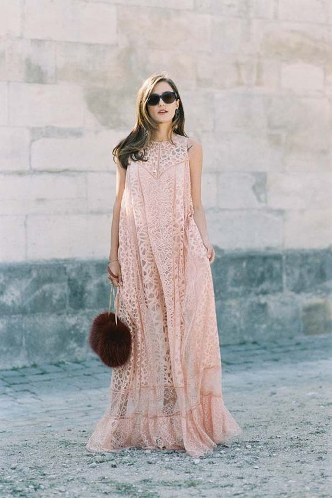 @projectfairytale: Blush Wedding Dresses for Daring Brides