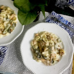 @projectfairytale: Chantrelle Mushrooms Orecchiette Pasta