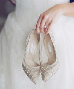 @projectfairytale: Gorgeous Shoe Ideas for your Wedding Day