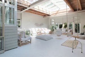 @projectfairytale: Light Filled Amsterdam Loft