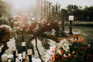 @projectfairytale: Small Details to Make a Wedding Stand Out From the Crowd