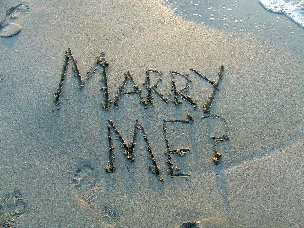 The Perfect Way To Propose