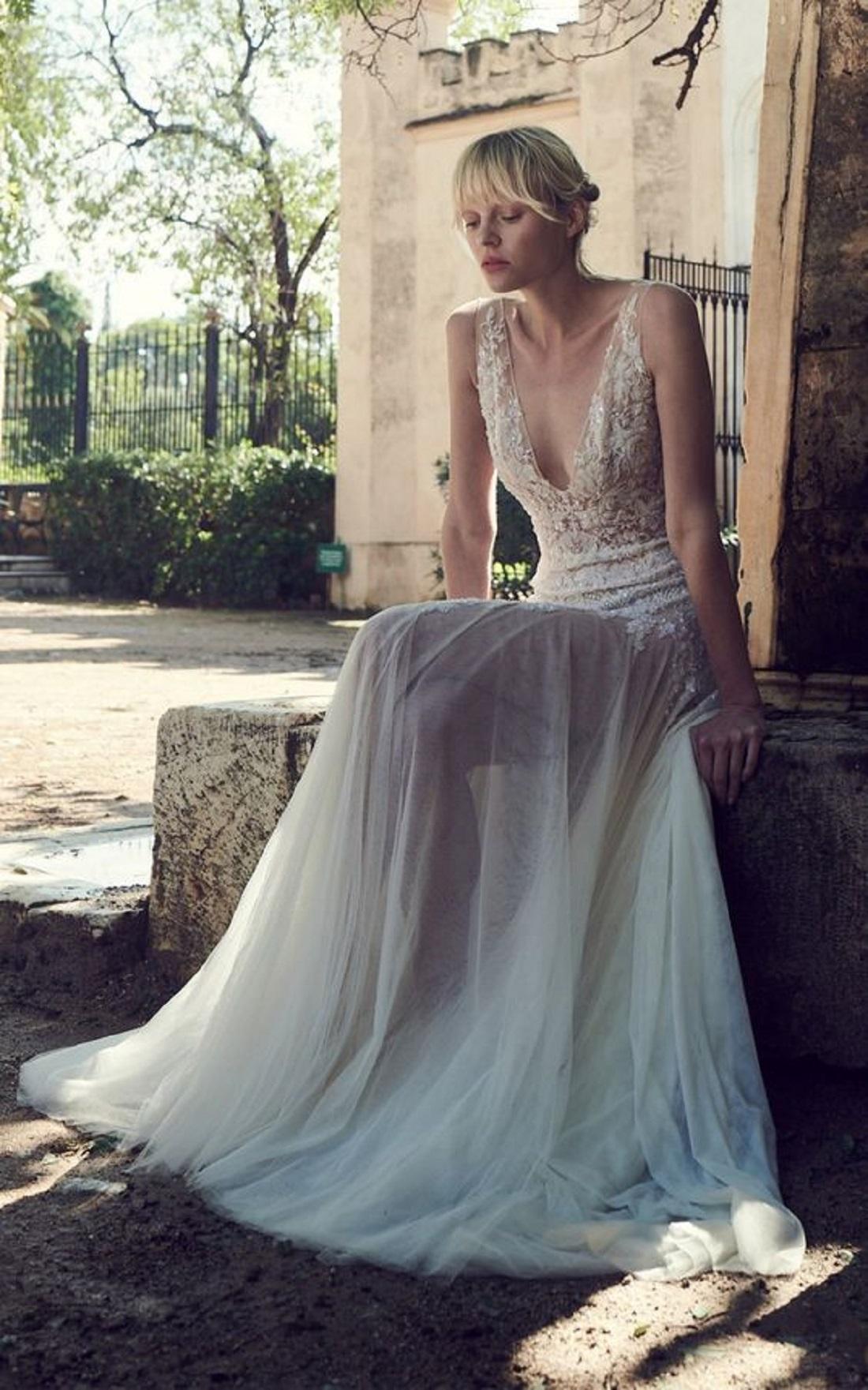 @projectfairytale: Costarellos Bridal