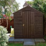 @projectfairytale: Great Ideas for Shed Placement in the Garden