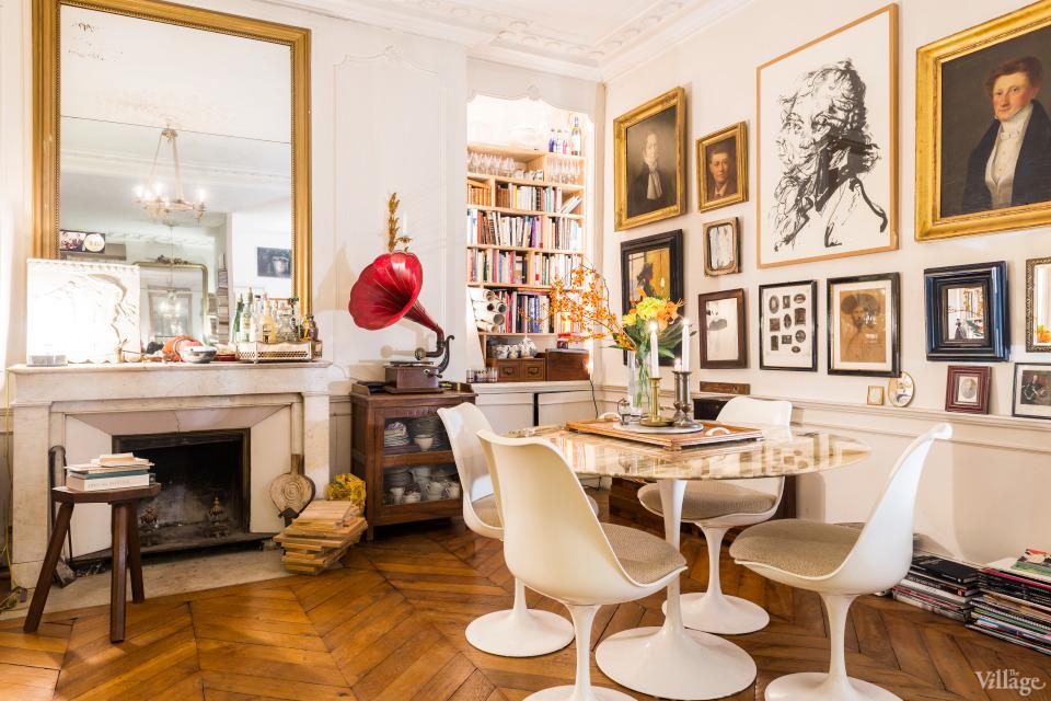 Interiors: Bohemian Parisian Studio - Project FairyTale
