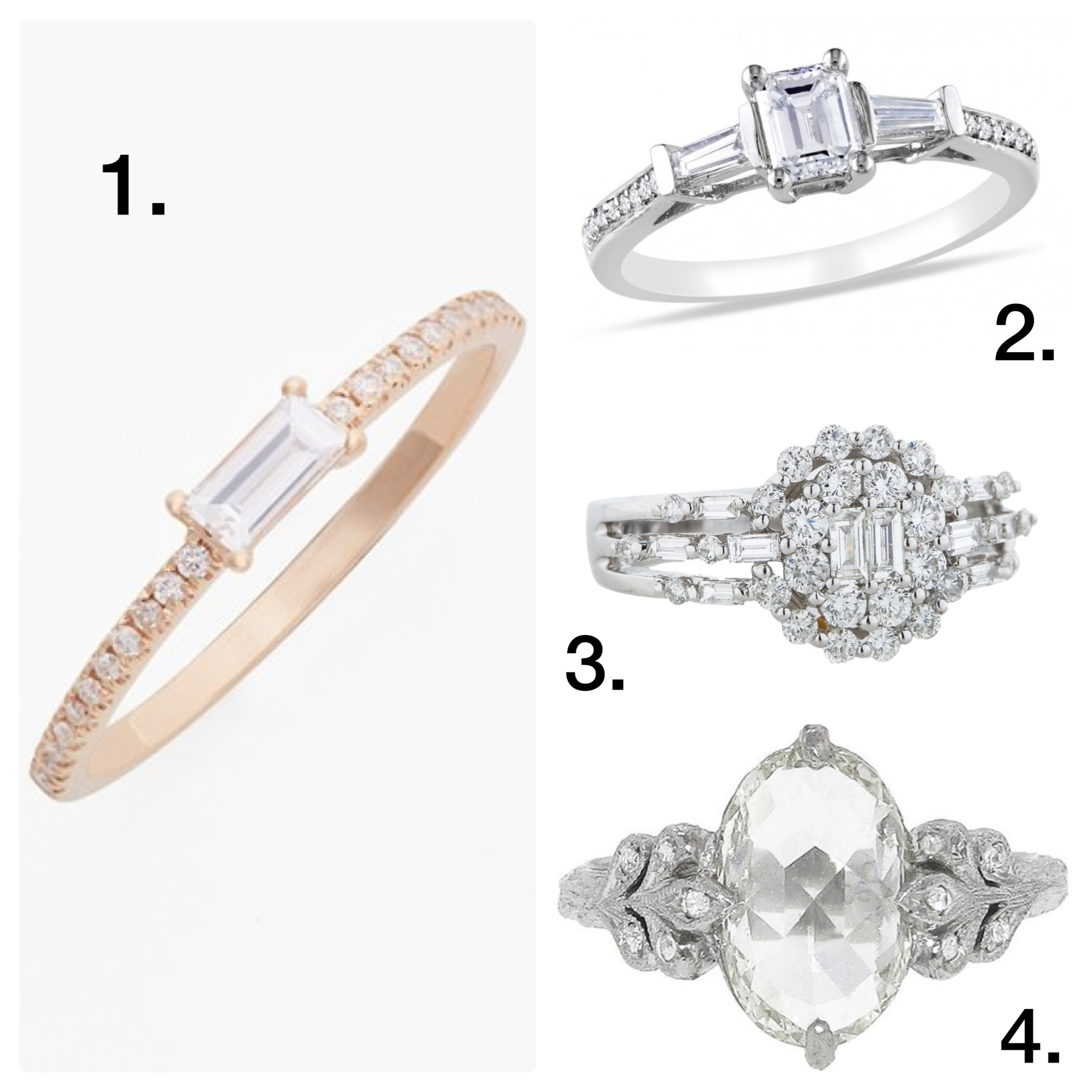 Weddings 10 Fairytale Inspired Unique Engagement Rings – Project